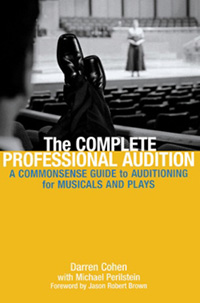 The Complete Professional Audition book cover