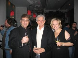 Image of Tony Roberts and Sally Wilfert