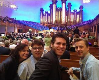 Image of Mormon Tabernacle