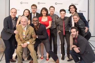 Image of Next to Normal Cast